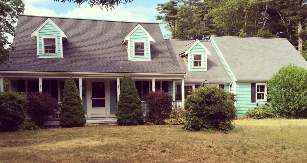 About the American Cape Cod Style House