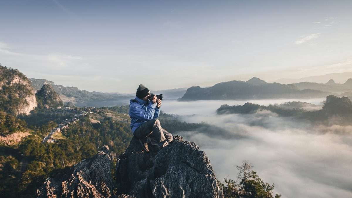 The great outdoor photography